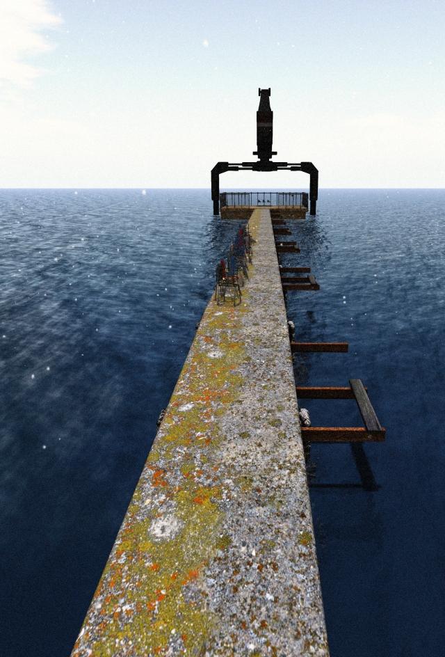 pier narrow b