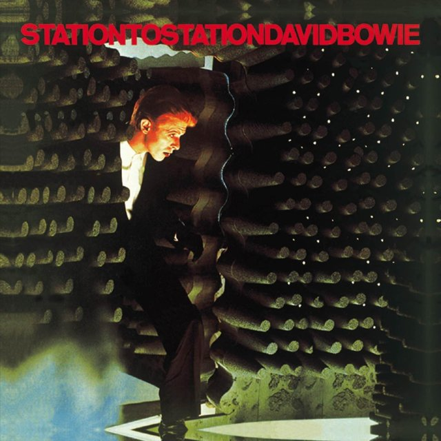 bowie station cover