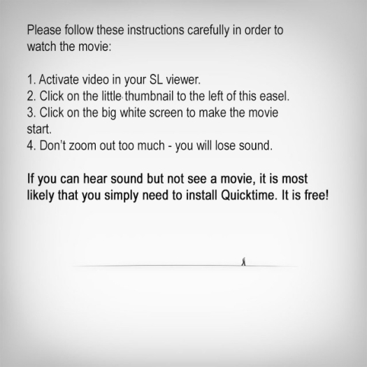 movie instructions f