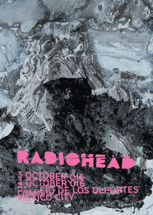 radiohead mexico a