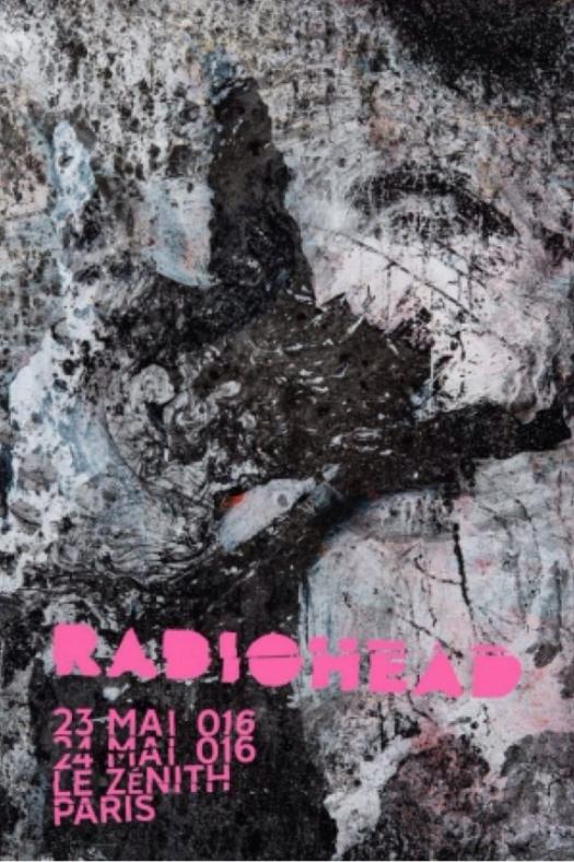 radiohead paris