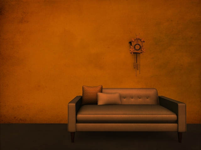 yellow room a