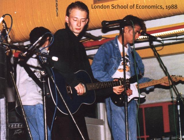 radiohead LSE