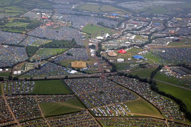 Glastonbury Festival 2009 - Day 1
