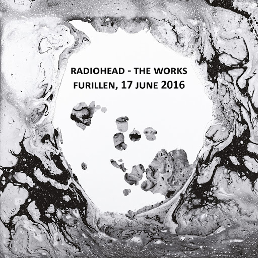 radiohead the works poster 09