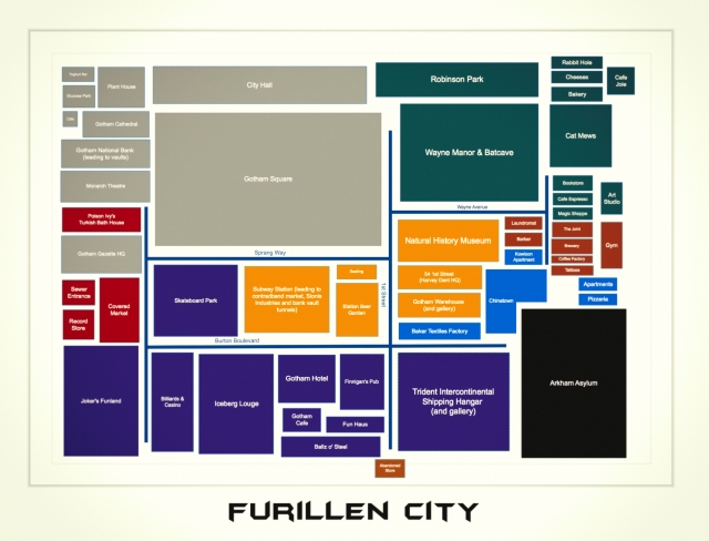 furillen city map