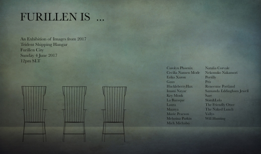 Furillen Is poster D