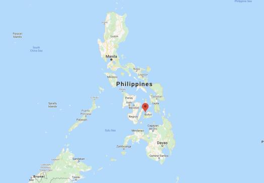 ubay map