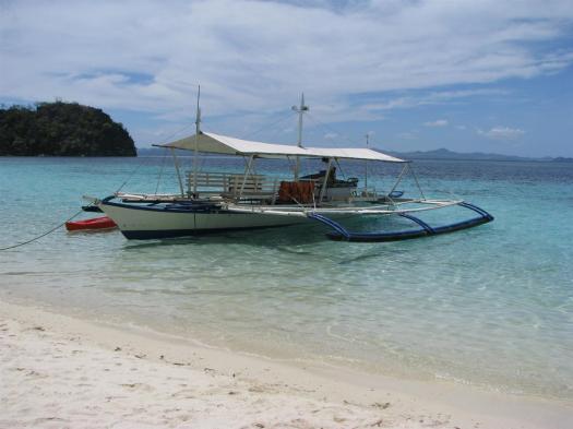 ubay tourist boat