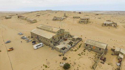 kolmanskop from above